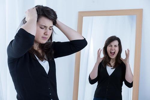Sebevědomí v zrcadle